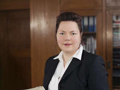 Rechtsanwältin Katja Baumann